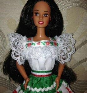 Барби Тереза Мексиканка 90х годов.