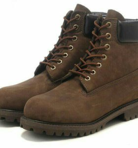 Timberland® Heritage Shearling Lined (на меху)
