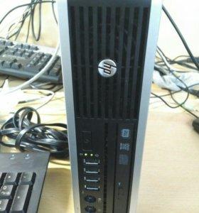 Системный блок HP Elite на i5 и SSD, гарантия