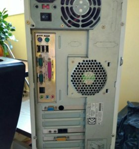 Монитор, компьютер