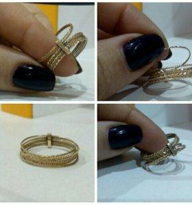 """продам золотое кольцо""""Неделька"""","""