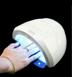Ультрафиолетовая лампа для ногтей sunone