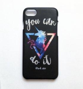 Чехол на айфон 7 (Unicorn)