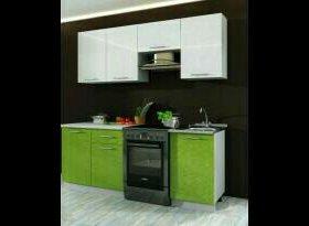 """Кухня 2.1м Олива """"зеленая"""""""