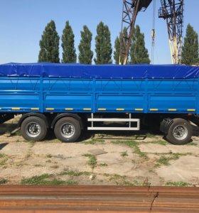 Прицеп-зерновоз 3-Х осный 8499/030СХ Завод