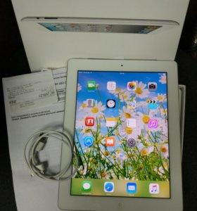 Apple ipad 2 wi-fi 3g 16gb комплект в идеале