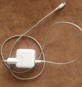 Зарядка Apple для айпада и айфона оригинал