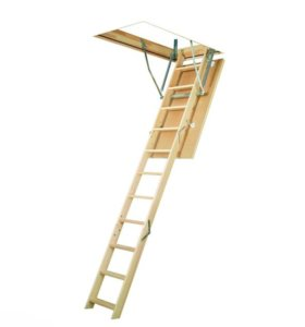 Лестница чердачная LWS Smart 70*130*305 см