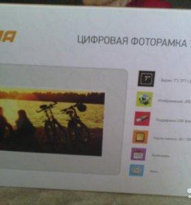 Фоторамка цифровая