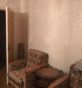 Квартира, 3 комнаты, 44.5 м²