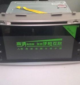 Автомагнитола Toyota Camry V40 планшет