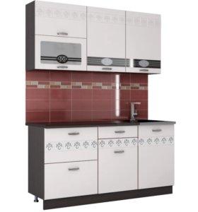 Комплект кухни Клауди 1600_1