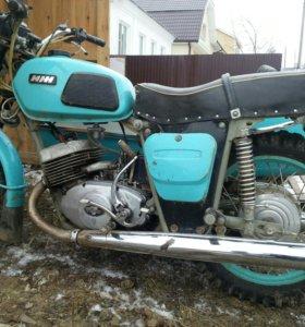 Мотоцикл ИЖ-Ю4 1982г