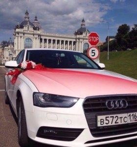Украшения на свадьбу для авто