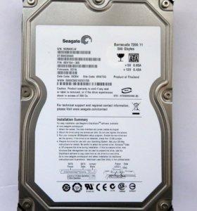 "Жёсткий диск 3,5"" Seagate Barracuda 500GB 7200 об."