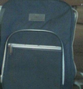 Рюкзак новый с принадлежностями для пикника