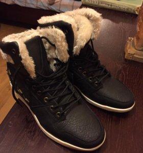 Зимние Ботинки CROSBY