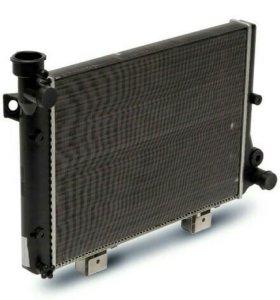 Радиатор охлаждения димитроград на ваз 2101-07 на