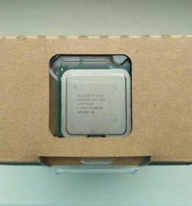 Процессор Intel E2180 dual-core + Кулер