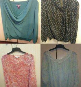 Кофточки блузы