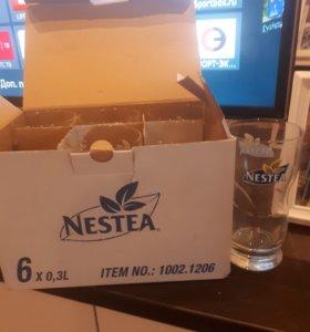 Бокалы Nestea