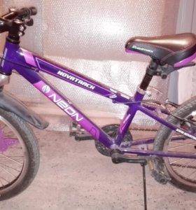 Велосипед детский, 6 скоростей