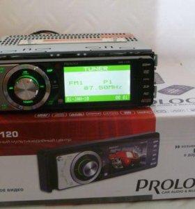 Продам магнитолу Prology DVS-1120