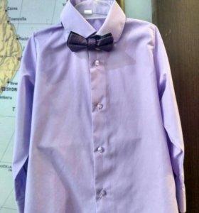 Рубашка р. 104-110