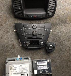 Opel Insignia комплект для навигации DVD
