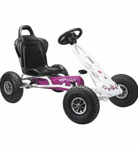 Педальный автомобиль Ferbero go-car