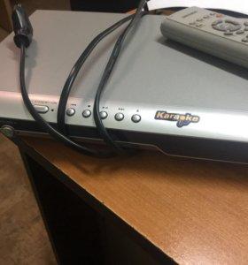 DVD P356KD караоке Samsung