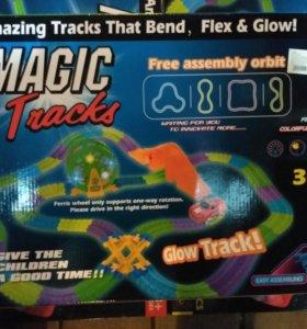Magic Traks (Гибкий трек) 301 деталь