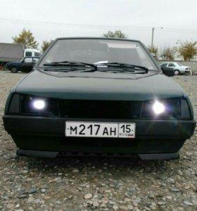 Авто ВАЗ 2108 1.5МТ, 1999, купе