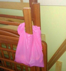 Кровать детская как новый с матрасом