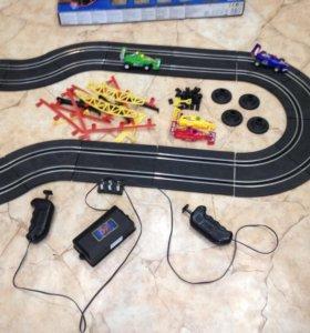 Игра Super Racetrack