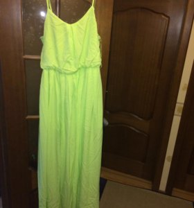 Платье в пол 48-50-52
