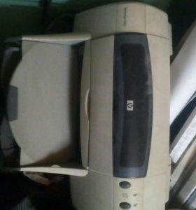 Принтер сканер и фото