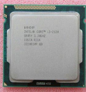 Intel Core i3 2120 (3.3ггц)