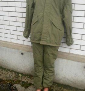 костюм рыбака горка 4 осенний