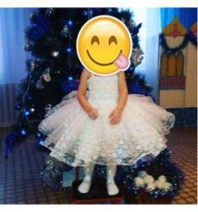 Новогодний костюм «Балерина»