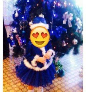 Новогодний костюм «Снегурочка»