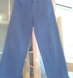 Мужские тёплые спортивные штаны
