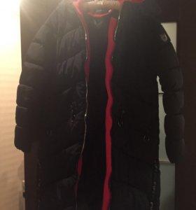 Новое пальто (демисезонное, зима)