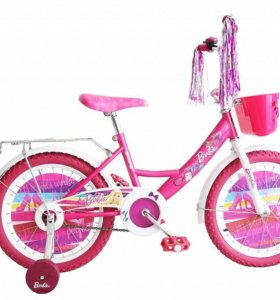 """Велосипед детский Navigator """"Barbie"""" 14"""""""