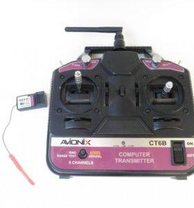 Avionix CT6B радиоуправление моделями