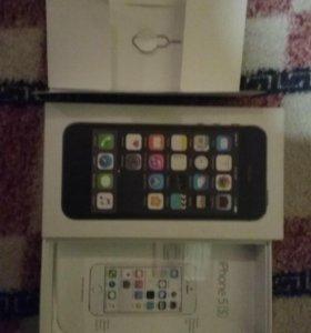 Котобка от IPhone 5s 16g