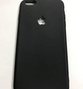 Силиконовый чехол на iPhone 6 plus / 6s plus