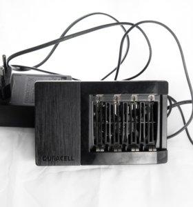 Зарядное устройсво быстрое АА/ААА Duracelll cef15
