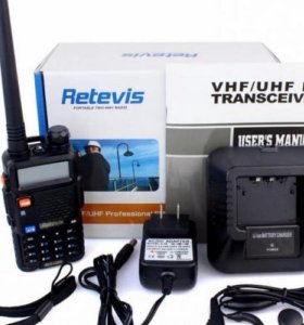 Радиостанции Rt-5R