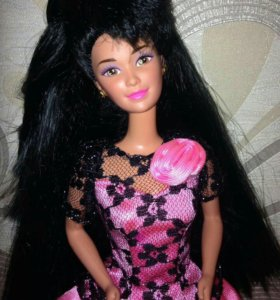 Барби из 90х Кира Азиатка
